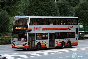 City Direct 653 - SMRT Buses Alexander Dennis Enviro500 (SMB3575Z)