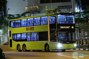 Service 48 - SBS Transit MAN Lion's City DD A95 (SG5838E)