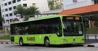 Service 284 - Tower Transit Mercedes Benz O530 Citaro (SBS6365J)