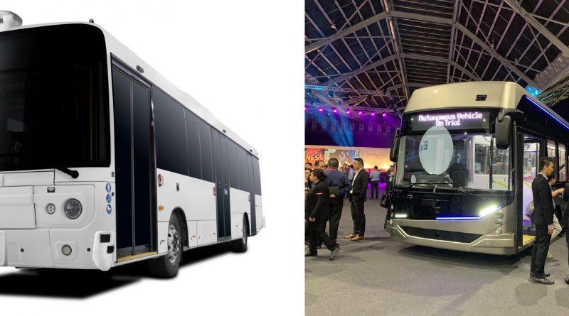 ST Engineering - Autonomous Buses