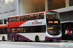 Express 850E - SBS Transit Volvo B9TL Wright (SBS3467T)