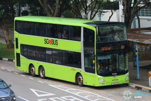 Service 69 - SBS Transit MAN A95 (SG5830B)