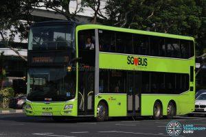Service 31 - SBS Transit MAN A95 (SG5838E)