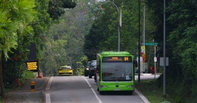 Bus 84 - Go-Ahead Mercedes-Benz Citaro (SBS6539A)