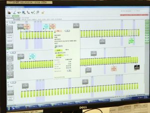 Trapeze Common Fleet Management System - Bus Operations Control Centre Interface (On The Red Dot - BUS-tling 1)