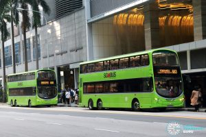 Tower Transit City Direct Bus Services 663 & 665