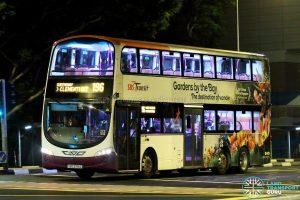 Service 196 - SBS Transit Volvo B9TL Wright (SBS3715C)