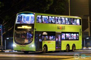 Shuttle 1 - SMRT Buses Volvo B9TL Wright (SG5172S)