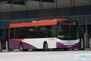 Bus 39 - SBS Transit Scania K230UB Euro 5 (SBS5191A)