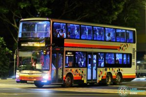 Shuttle 1 - SMRT Buses MAN A95 (SG5743U)