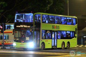 Shuttle 1 - SMRT Buses MAN A95 (SG5814Z)