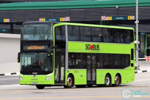 SBS Transit Logo - SBS Transit MAN A95 Euro 6 (SG5938A)