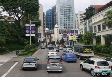 Car Sharing in Singapore