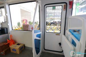 ST Autobus - Emergency Exit
