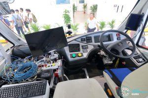 ST Autobus - Dashboard