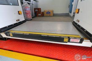 ST Autobus - Automatic wheelchair ramp