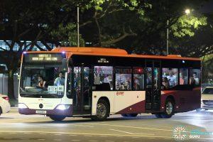 Shuttle 3 - SMRT Buses Mercedes-Benz Citaro (SG1241C)