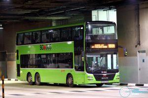 Service 180A - SMRT Buses MAN A95 (SG5771M)
