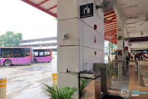 Drinking Water - Bukit Merah Interchange