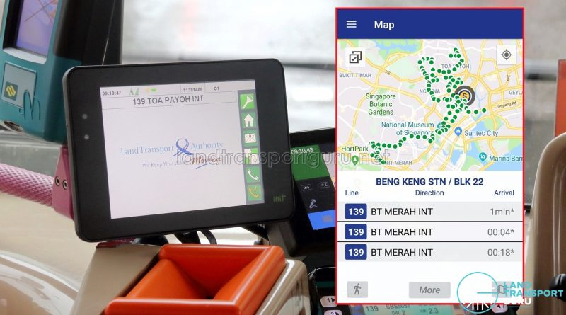 INIT Assistive Passenger Information System and Mobile App
