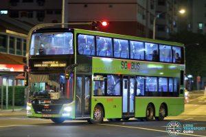 Shuttle 4 - SMRT Buses MAN A95 (SG5760U)