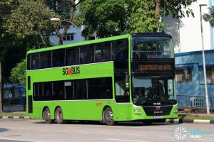 Bus 979 - SMRT Buses MAN A95 (SG5761S)