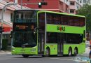 Double-Deckers for Choa Chu Kang and Woodlands Feeders