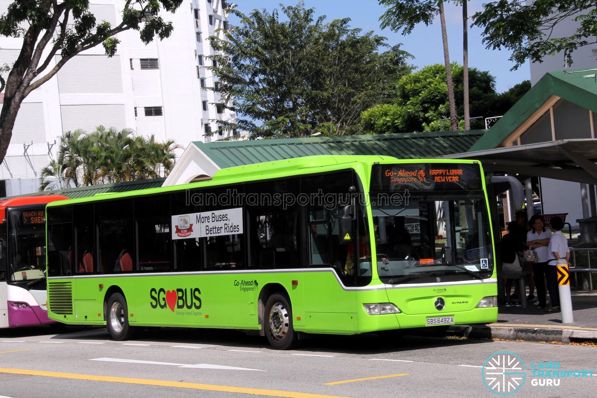 Go-Ahead Singapore - Happy Lunar New Year
