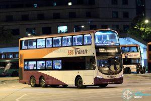 Bus 4 - SBS Transit Volvo B9TL Wright (SBS7518D)