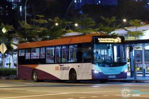 Service MD-2 - SBS Transit Scania K230UB Euro V (SBS8659Z)