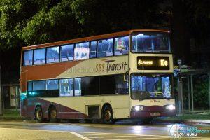 Service 10e - SBS Transit Volvo B10TL (SBS9809B)