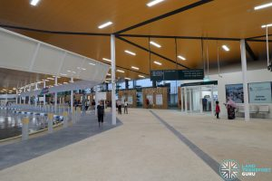 New Choa Chu Kang Bus Interchange - Concourse & Ticketing Service Centre