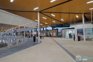 New Choa Chu Kang Bus Interchange - Concourse & Ticketing Service Centre