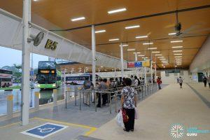 New Choa Chu Kang Bus Interchange - Berth B5