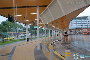 New Choa Chu Kang Bus Interchange - Alighting Berth