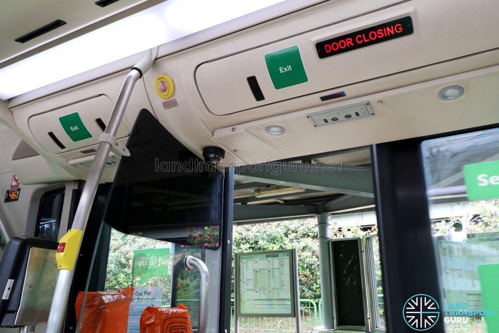 Eurotech DynaPCN 10-20 Passenger Counter