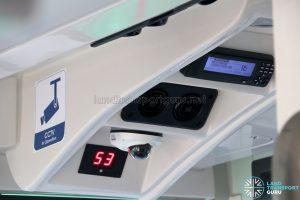 MAN A95 (Euro 6) - Driver's cab overhead controls