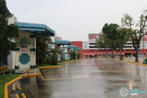 Old Choa Chu Kang Bus Interchange - Boarding Berths