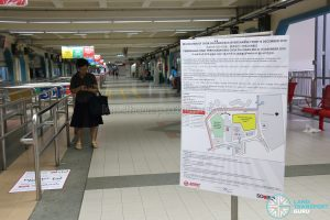 Old Choa Chu Kang Bus Interchange - Relocation Notice