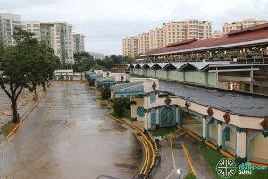 Old Choa Chu Kang Bus Interchange