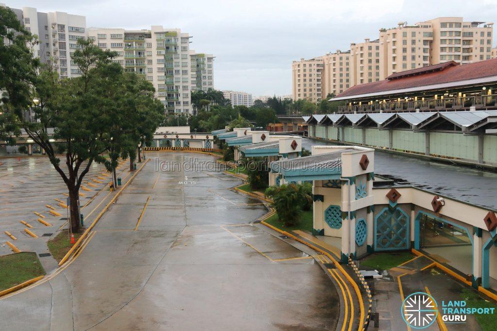 Old Choa Chu Kang Bus Interchange