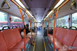 Volvo B10TL (CDGE) (SBS9889U) - Lower deck (Rear to Front)
