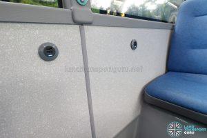 Volvo B5LH - USB Charging Ports