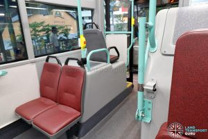 Volvo B5LH - Front Priority Seats