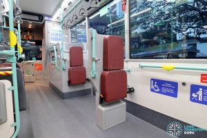 Volvo B5LH - Wheelchair Bays