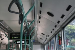Volvo B5LH - Interior Speakers