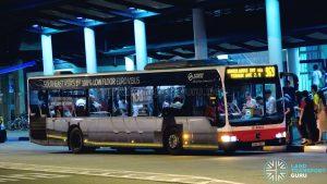 Service 969 - SMRT Mercedes-Benz Citaro (SMB136C)