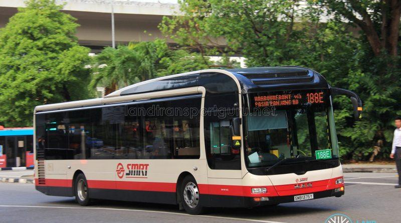 Express 188E – SMRT MAN A22 (SMB1375Y)