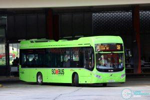 Bus 59 - SBS Transit Volvo B5LH (SG3017X)