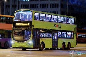 Bus 4 - SBS Transit Volvo B9TL Wright (SG5480C)